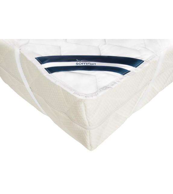Protectie Saltea Cotton Dream - SOMNart, 90x200 cm