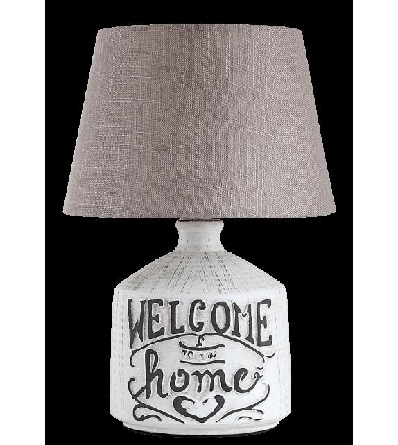 Veioza Petra Welcome Home - 4386 Rabalux