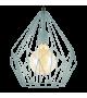Pendul Carlton - 49259 Eglo, stil scandinav, verde-menta