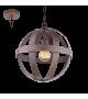 Pendul Westbury - 49482 Eglo, stil scandinav, ruginiu