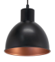 Pendul Truro 1 - 49238 Eglo, negru-cupru