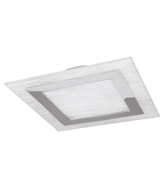 Plafoniera Stripe - 2808 Rabalux, crom-alb