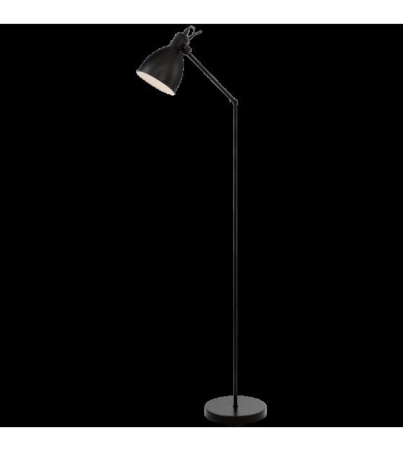Lampadar Priddy - 49471 Eglo, stil scandinav, negru