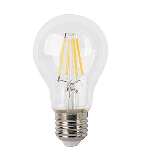 Bec LED E27 A60 cu filament - 1586 Rabalux, 10W, 1050lm, 2700k