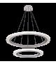 Pendul Adrienne - 2429 Rabalux, LED 62W, argintiu