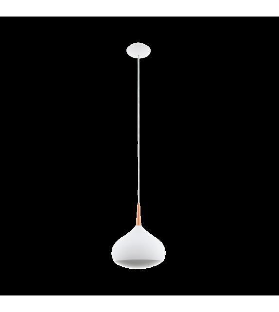 Pendul LED, Comba Connect, 97087, Alb-Cupru, 17W, 2100lm