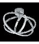 Lustra Selvina 96306 Eglo, LED, crom