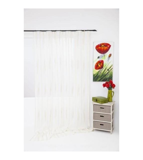 Perdea Weldon Mendola Home Textiles, 140x245, cu rejansa, natur