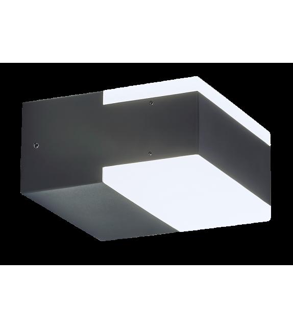Aplica de exterior Bona - 8060 Rabalux, LED 2x4.5W, 678lm, gri antracit