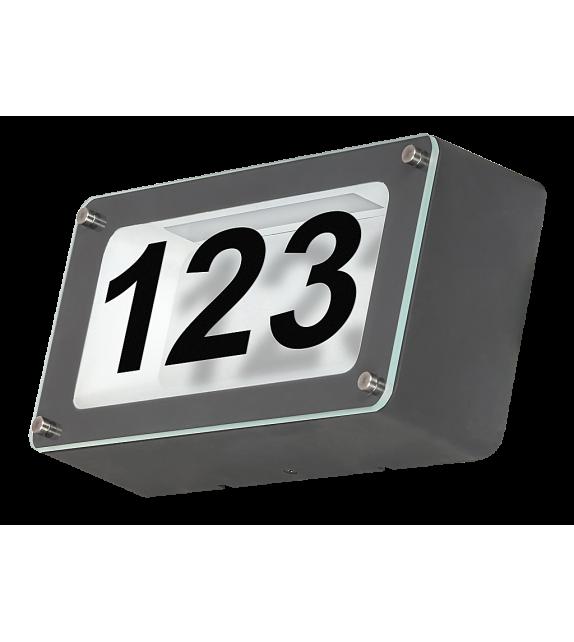 Aplica de exterior Hannover - 8747 Rabalux, LED 6W, 480lm, gri antracit