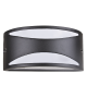 Aplica de exterior Manhattan - 8359 Rabalux, E27, 1x60W, negru mat