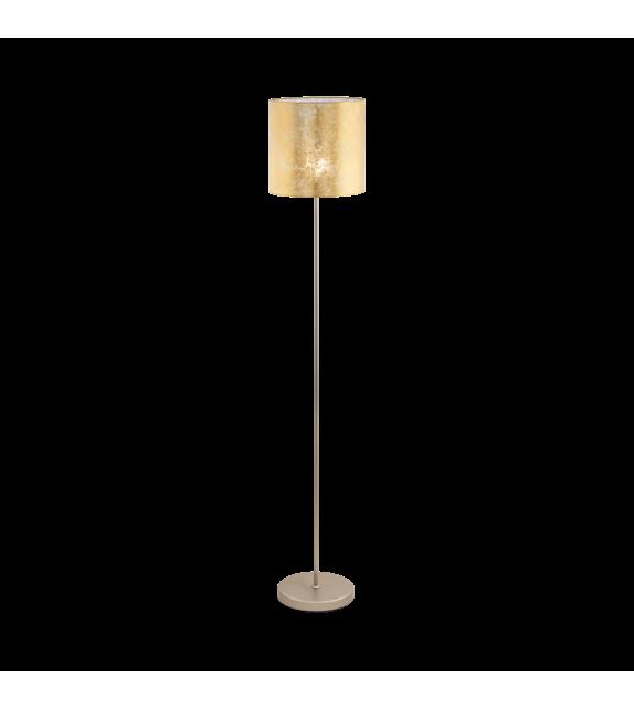 Lampadar VISERBELLA 97647 Eglo, E27, 1x60W, auriu