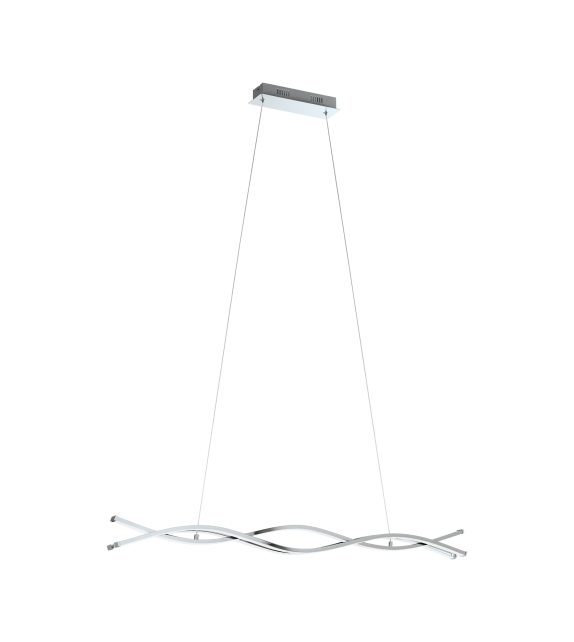 Pendul LASANA 96102 Eglo, LED, 3x13W, 5400lm, crom