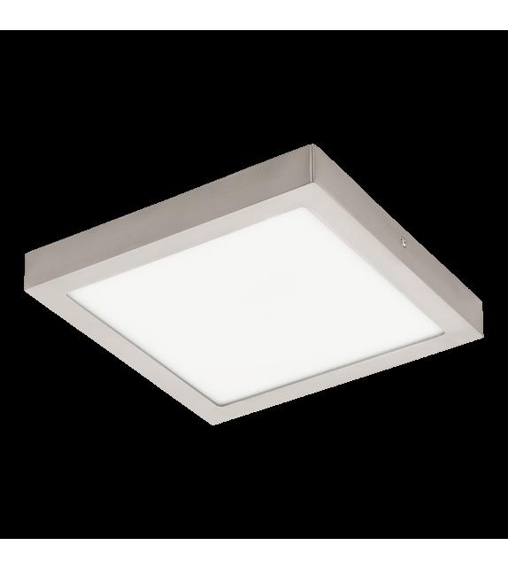 Plafoniera FUEVA, 96681 EGLO Connect, LED, 21W, 2700lm, RGB, TW, nichel-alb