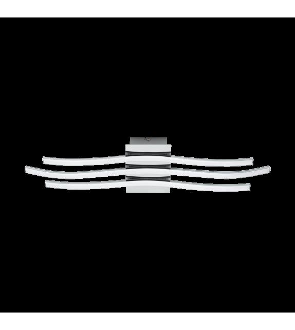 Plafoniera Roncade 31995 Eglo, LED, 26W, 2400lm, 3000k, crom