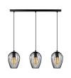 Lustra Newtown - 49478 Eglo, stil scandinav, negru