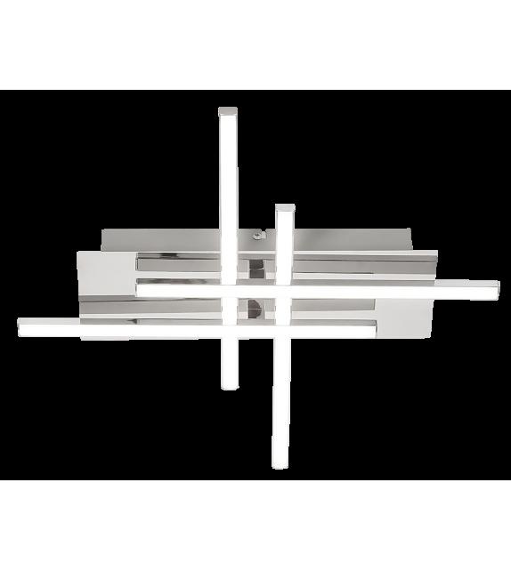 Plafoniera Meredith - 2478 Rabalux, LED,18W, crom