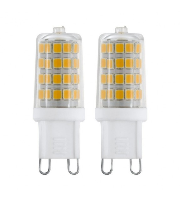Bec LED G9, 11675 Eglo, 3W, 360lm, 3000K