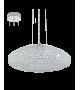 Pendul CLEMENTE 95287 Eglo, E27, 3x60W, crom
