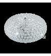 Plafoniera CLEMENTE 95284 Eglo, E27, 2x60W, crom