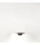 Plafoniera OPTICA 86812 Eglo, E27, 2x60W, nichel satinat-alb