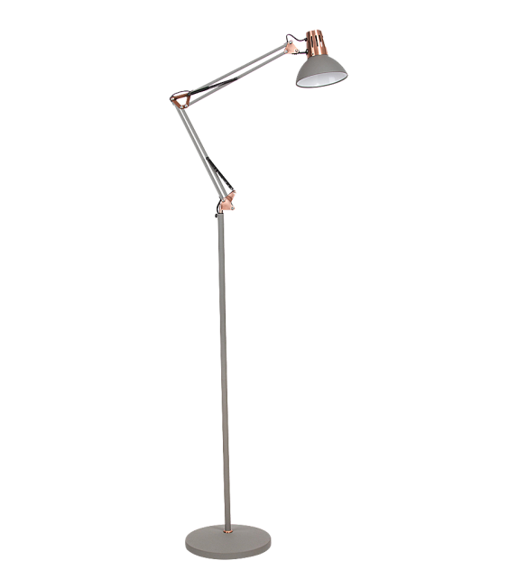 Lampadar Gareth - 4524 Rabalux, E27, 1x40W, gri