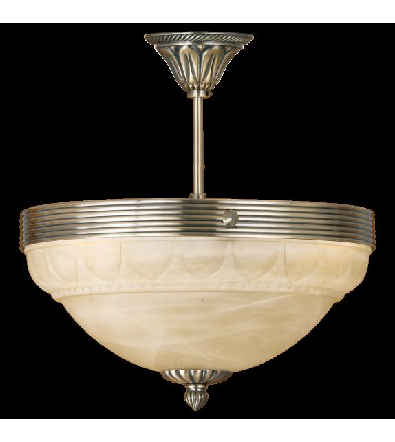Plafoniera MARBELLA 85856 Eglo, E14, 3x60W, bronz, champagne