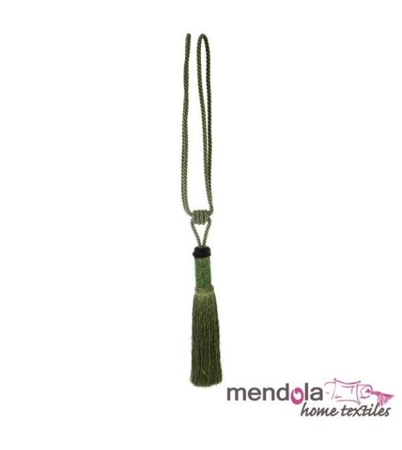 Ciucure draperie Mendola Home Textiles, 19/70cm, verde
