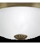 Plafoniera IMPERIAL 82741 Eglo, 2xE27, bronz, alb