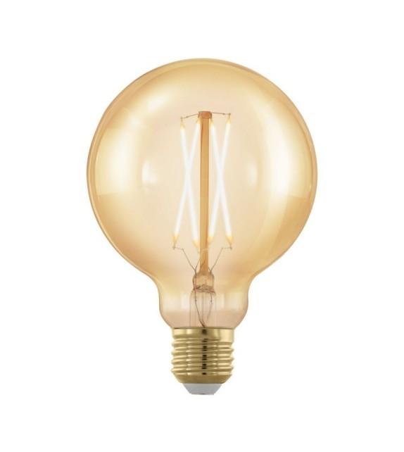 Bec vintage LED GOLDEN AGE 11693 Eglo, E27, 4W, 320lm, 1700K, dimabil