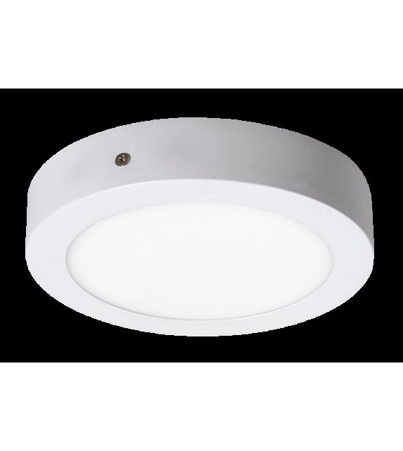 Plafoniera tip spot de suprafata Lois - 2655 Rabalux, D17, LED, 12W, 800lm, 4000k, alb