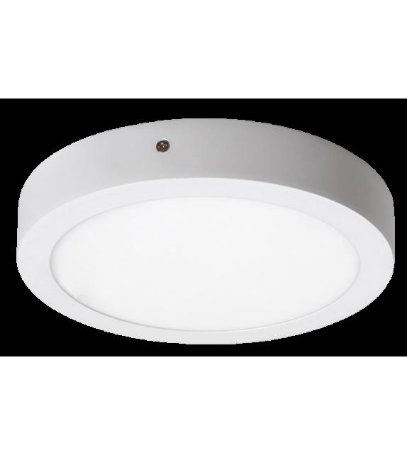Plafoniera tip spot de suprafata Lois - 2656 Rabalux, D22.5, LED 18W, 1400lm, 4000k, alb