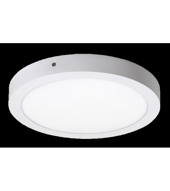 Plafoniera tip spot de suprafata Lois - 2657 Rabalux, D30, LED 24W, 1700lm, 4000k, alb