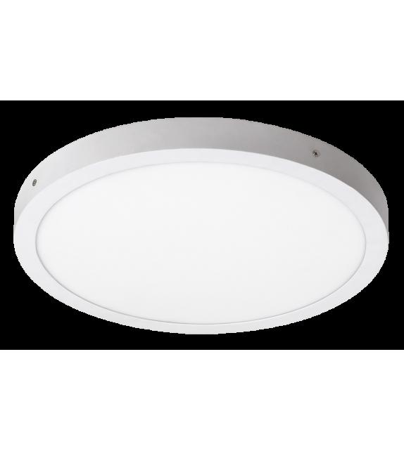 Plafoniera tip spot de suprafata Lois - 2658 Rabalux, D40, LED 36W, 2500lm, 4000k, alb