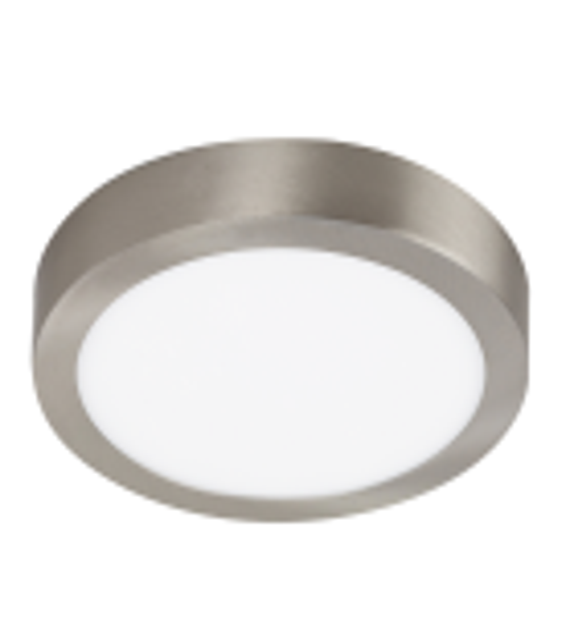 Plafoniera tip spot de suprafata Lois - 2660 Rabalux, D22.5, LED 18W, 1400lm, 3000k, crom satinat