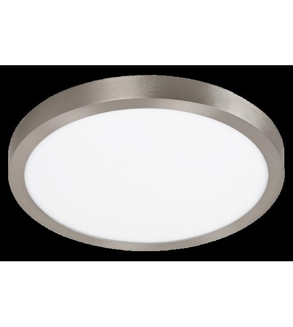 Plafoniera tip spot de suprafata Lois - 2662 Rabalux, D40, LED 36W, 2500lm, 3000k, crom satinat