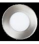 Spot incastrat Lois - 5572 Rabalux, D8.5, LED 3W, 170lm, 3000k, crom satinat