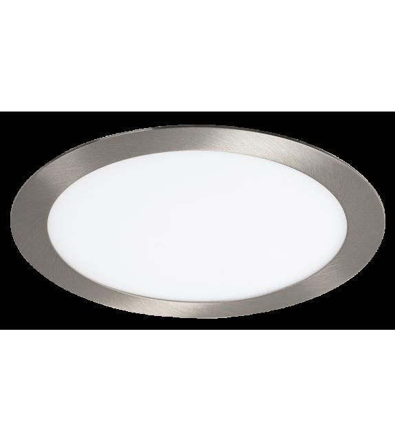 Spot incastrat Lois - 5575 Rabalux, D22.5, LED 18W, 1400lm, 3000k, crom satinat