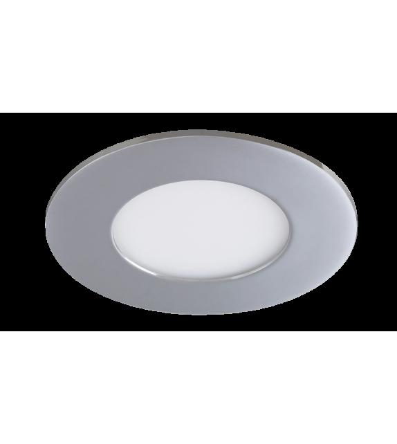 Spot incastrat Lois - 5584 Rabalux, IP44, D9, LED 3W, 170lm, 4000k, crom