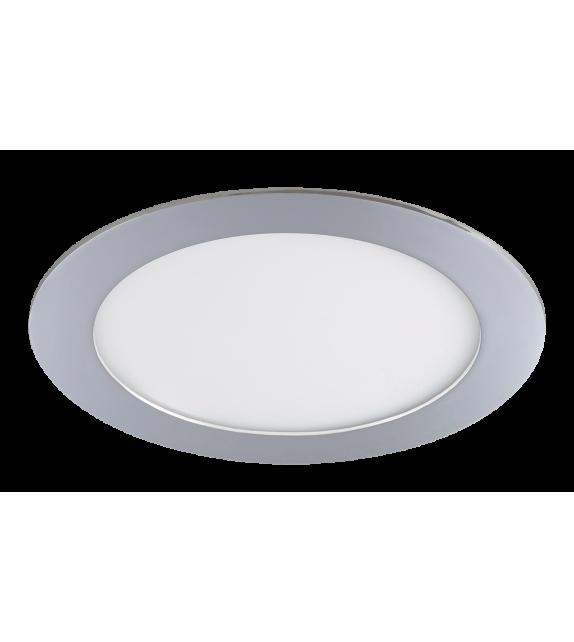 Spot incastrat Lois - 5585 Rabalux, IP44, D17, LED 12W, 800lm, 4000k, crom