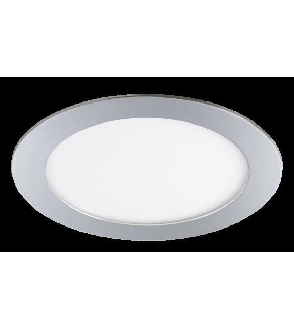 Spot incastrat Lois - 5589 Rabalux, IP44, D17, LED 12W, 800lm, 3000k, crom