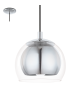 Pendul ROCAMAR - 94592 Eglo, E27, 1x40W, crom
