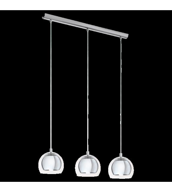 Pendul ROCAMAR - 94593 Eglo, E27, 3x40W, crom