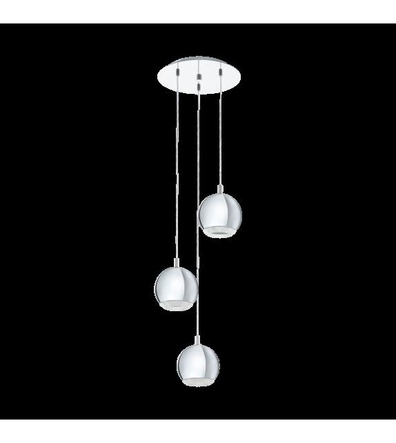 Pendul CONESSA - 95913 Eglo, GU10, 3x3.3W, crom