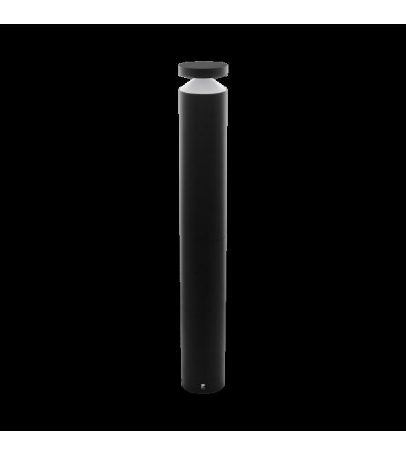 Stalp exterior MELZO - 97304 Eglo, LED, 11W, 950lm, aluminiu, negru