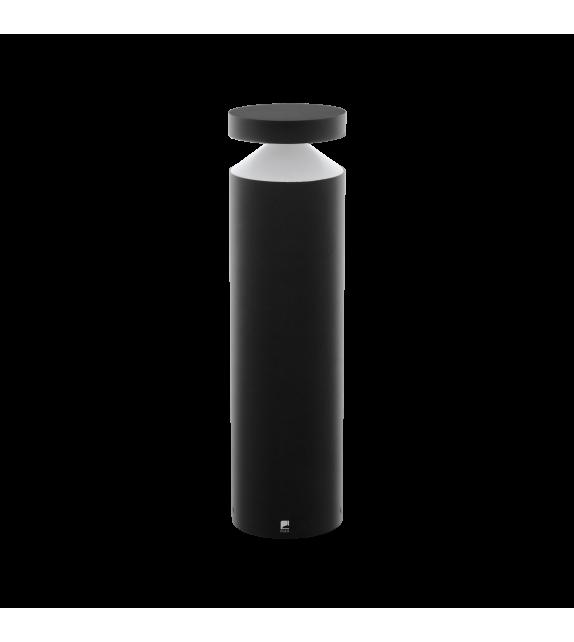 Stalp exterior MELZO - 97632 Eglo, LED, 11W, 950lm, aluminiu, negru