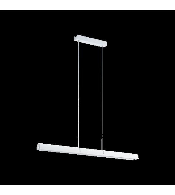 Pendul CALDINA - 97497 Eglo, LED 21W, 2500lm, alb-crom