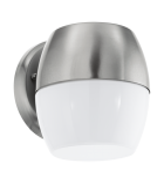 Aplica exterior ONCALA - 95982 Eglo, LED, 11W, 950lm, otel inoxidabil