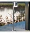 Stalp exterior CALDIERO - 97454 Eglo, LED E27, 1x10W, otel inoxidabil