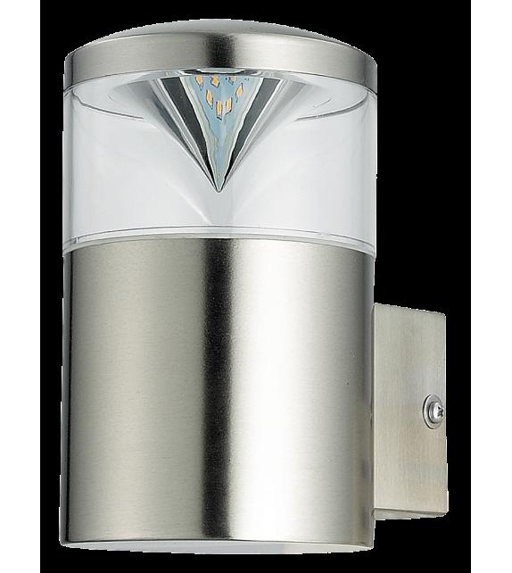 Aplica exterior Charlotte - 8559 Rabalux, LED GU10, 1x9W, otel inoxidabil
